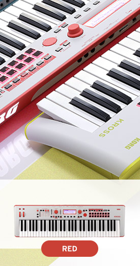 Korg Kross Neon Limited Edition